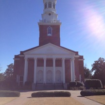 SEBTS Chapel