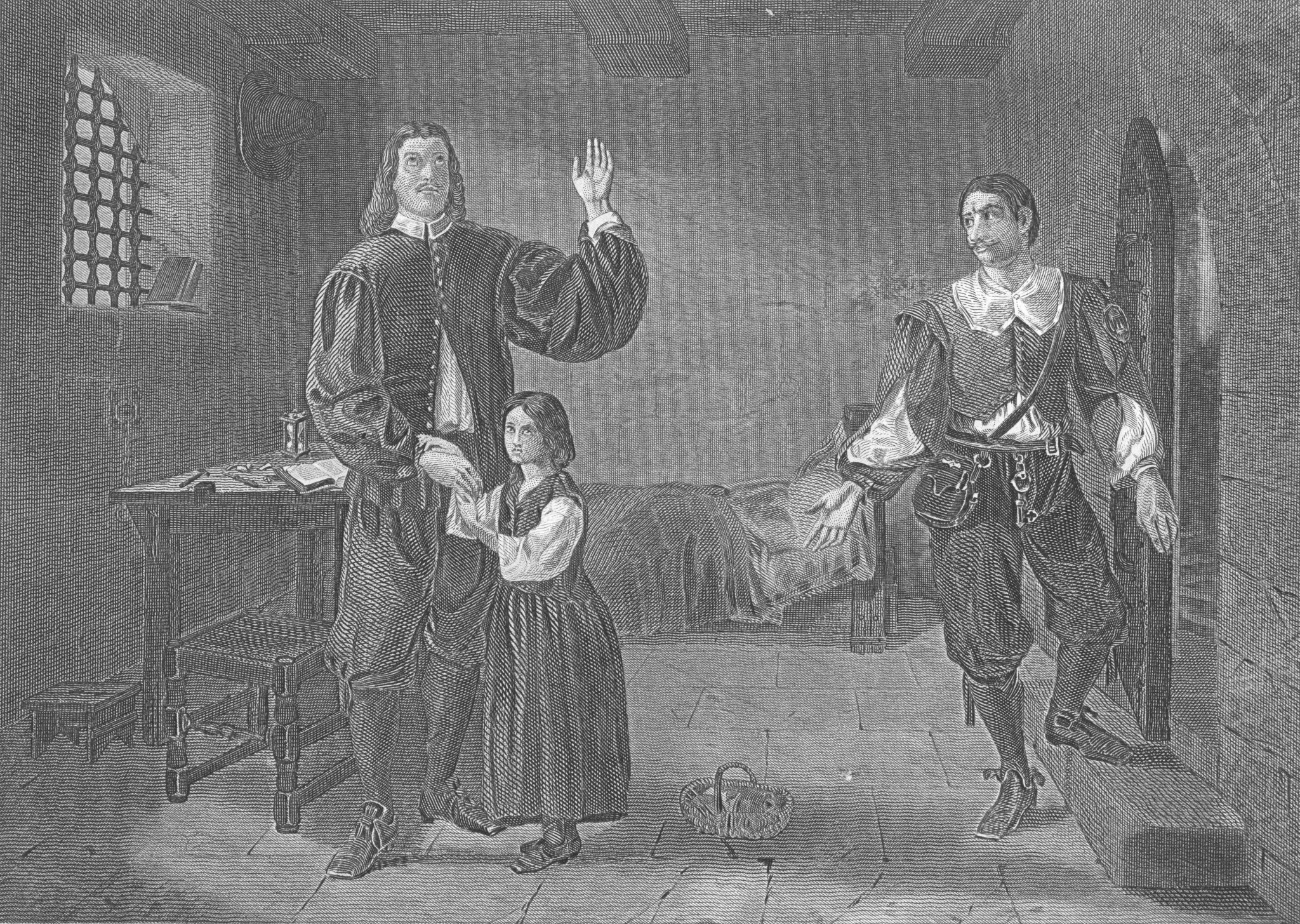 John_Bunyan_In_Bedford_Jail_1667_-_Medium_Quality