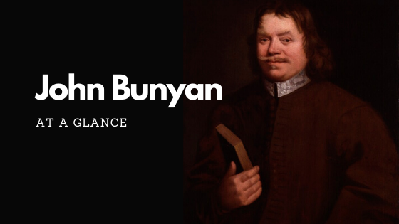 A Glance at John Bunyan